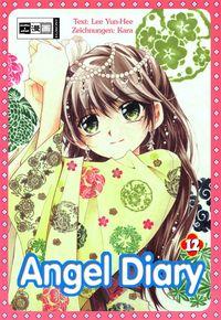 Hier klicken, um das Cover von Angel Diary 12 zu vergrößern