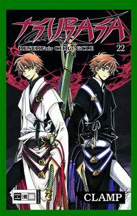Hier klicken, um das Cover von Tsubasa RC 22 zu vergrößern