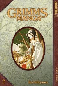 Hier klicken, um das Cover von Grimms Manga - Perfect Edition 2 zu vergrößern