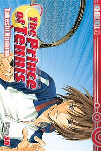 Hier klicken, um das Cover von The Prince Of Tennis 30 zu vergrößern