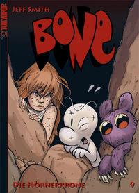 Hier klicken, um das Cover von Bone Hardcover 9 zu vergrößern