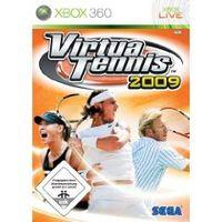 Hier klicken, um das Cover von Virtua Tennis 2009 [Xbox 360] zu vergrößern