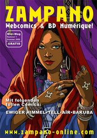 Hier klicken, um das Cover von Zampano Mini-Mag 1 zu vergrößern