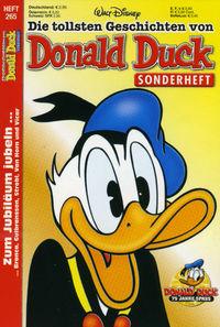 Hier klicken, um das Cover von Donald Duck Sonderheft 265 zu vergrößern