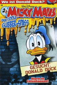 Hier klicken, um das Cover von Micky Maus 23/2009 zu vergrößern
