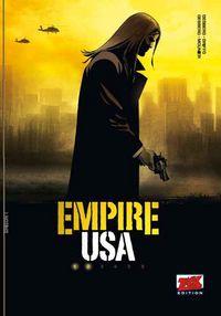 Hier klicken, um das Cover von Empire USA Doppelalbum Band 1 und 2 zu vergrößern