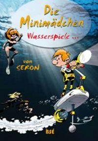 Hier klicken, um das Cover von Minimae~dchen 6: Wasserspiele zu vergrößern