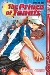 Hier klicken, um das Cover von The Prince Of Tennis 31 zu vergrößern