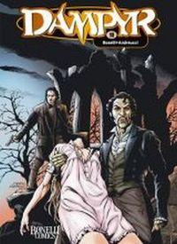 Hier klicken, um das Cover von Dampyr 10: Der Fluch von Varney zu vergrößern
