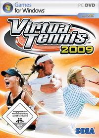 Hier klicken, um das Cover von Virtua Tennis 2009 [PC]   zu vergrößern