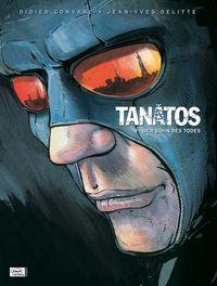 Hier klicken, um das Cover von Tanatos 1: Der Sohn des Todes zu vergrößern
