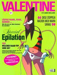 Hier klicken, um das Cover von Valentine 1 zu vergrößern