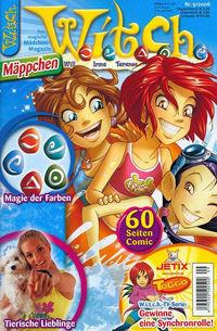 Hier klicken, um das Cover von Witch 9/2006 zu vergrößern