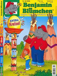 Hier klicken, um das Cover von Benjamin Blue~mchen 15/2006 zu vergrößern