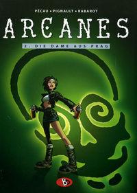 Hier klicken, um das Cover von Arcanes 2 zu vergrößern