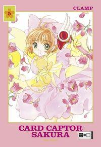 Hier klicken, um das Cover von Card Captor Sakura - New Edition 5 zu vergrößern