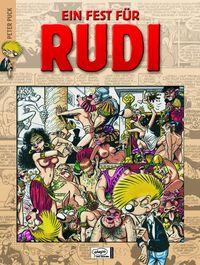 Hier klicken, um das Cover von Rudi 6: Ein Fest fue~r Rudi zu vergrößern