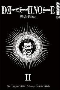 Hier klicken, um das Cover von Death Note Black Edition 2 zu vergrößern