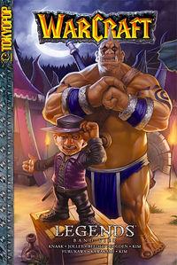 Hier klicken, um das Cover von Warcraft: Legends 4  zu vergrößern