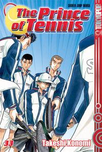 Hier klicken, um das Cover von The Prince of Tennis 33 zu vergrößern