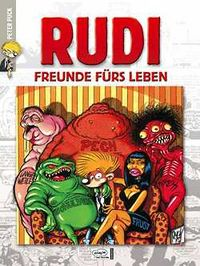 Hier klicken, um das Cover von Rudi 5: Freunde fue~rs Leben zu vergrößern