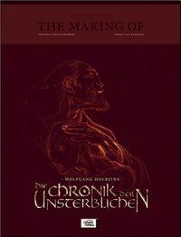 Hier klicken, um das Cover von Making Of Die Chronik der Unsterblichen: Am Abgrund zu vergrößern