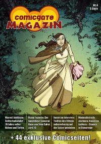Hier klicken, um das Cover von Comicgate Magazin 4 zu vergrößern