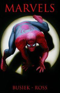 Hier klicken, um das Cover von Marvel Paperback: Marvels zu vergrößern