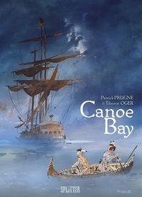 Hier klicken, um das Cover von Canoe Bay zu vergrößern
