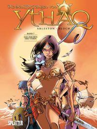 Hier klicken, um das Cover von Die Schiffbrue~chigen von Ythaq 7: Das Zeichen der Ythen zu vergrößern