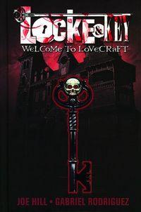 Hier klicken, um das Cover von Locke & Key 1: Willkommen in Lovecraft zu vergrößern