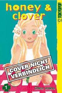Hier klicken, um das Cover von Honey & Clover 1 zu vergrößern