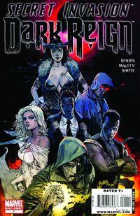 Hier klicken, um das Cover von Secret Invasion/Dark Reign zu vergrößern