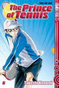 Hier klicken, um das Cover von The Prince Of Tennis 6 zu vergrößern