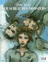 Hier klicken, um das Cover von Der Schlaf des Monsters zu vergrößern