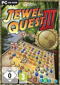 Hier klicken, um das Cover von Jewel Quest III [PC] zu vergrößern