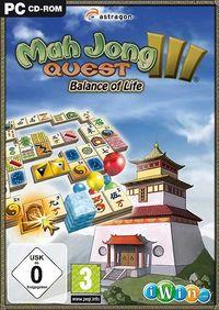 Hier klicken, um das Cover von Mah Jong Quest III [PC] zu vergrößern