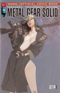 Hier klicken, um das Cover von Metal Gear Solid 3 zu vergrößern