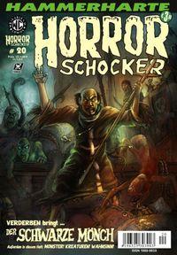 Hier klicken, um das Cover von Horrorschocker 20 zu vergrößern