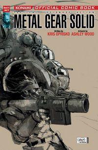 Hier klicken, um das Cover von Metal Gear Solid 4 zu vergrößern