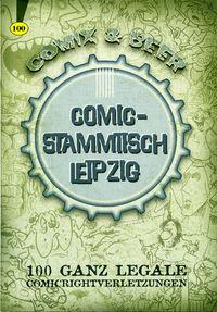 Hier klicken, um das Cover von Comix & Beer zu vergrößern