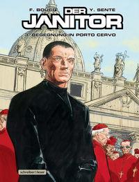 Hier klicken, um das Cover von Der Janitor 3: Begegnung in Porto Cervo zu vergrößern