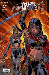 Hier klicken, um das Cover von Tomb Raider 36 zu vergrößern