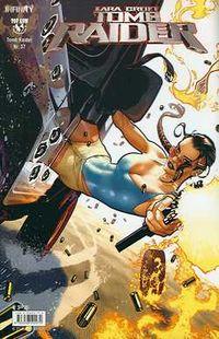 Hier klicken, um das Cover von Tomb Raider 37 zu vergrößern