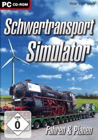 Hier klicken, um das Cover von Schwertransport-Simulator [PC] zu vergrößern