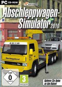 Hier klicken, um das Cover von Abschleppwagen-Simulator 2010 [PC] zu vergrößern