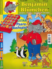 Hier klicken, um das Cover von Benjamin Blue~mchen 16/2006 zu vergrößern
