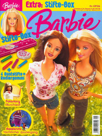 Hier klicken, um das Cover von Barbie 9/2006 zu vergrößern