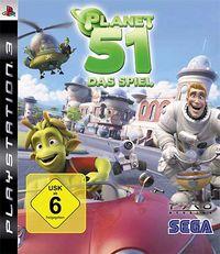 Hier klicken, um das Cover von Planet 51 [PS3] zu vergrößern
