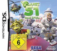 Hier klicken, um das Cover von Planet 51 [DS] zu vergrößern